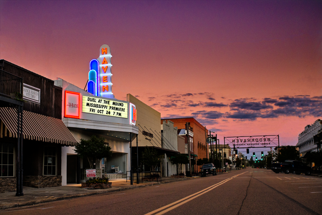 Haven Theatre in Brookhaven MS
