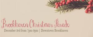 Brookhaven Mississippi Christmas Parade