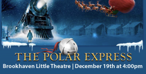 Polar Express in Brookhaven Mississippi