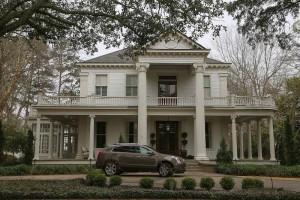 Brookhaven Mississippi neighborhood