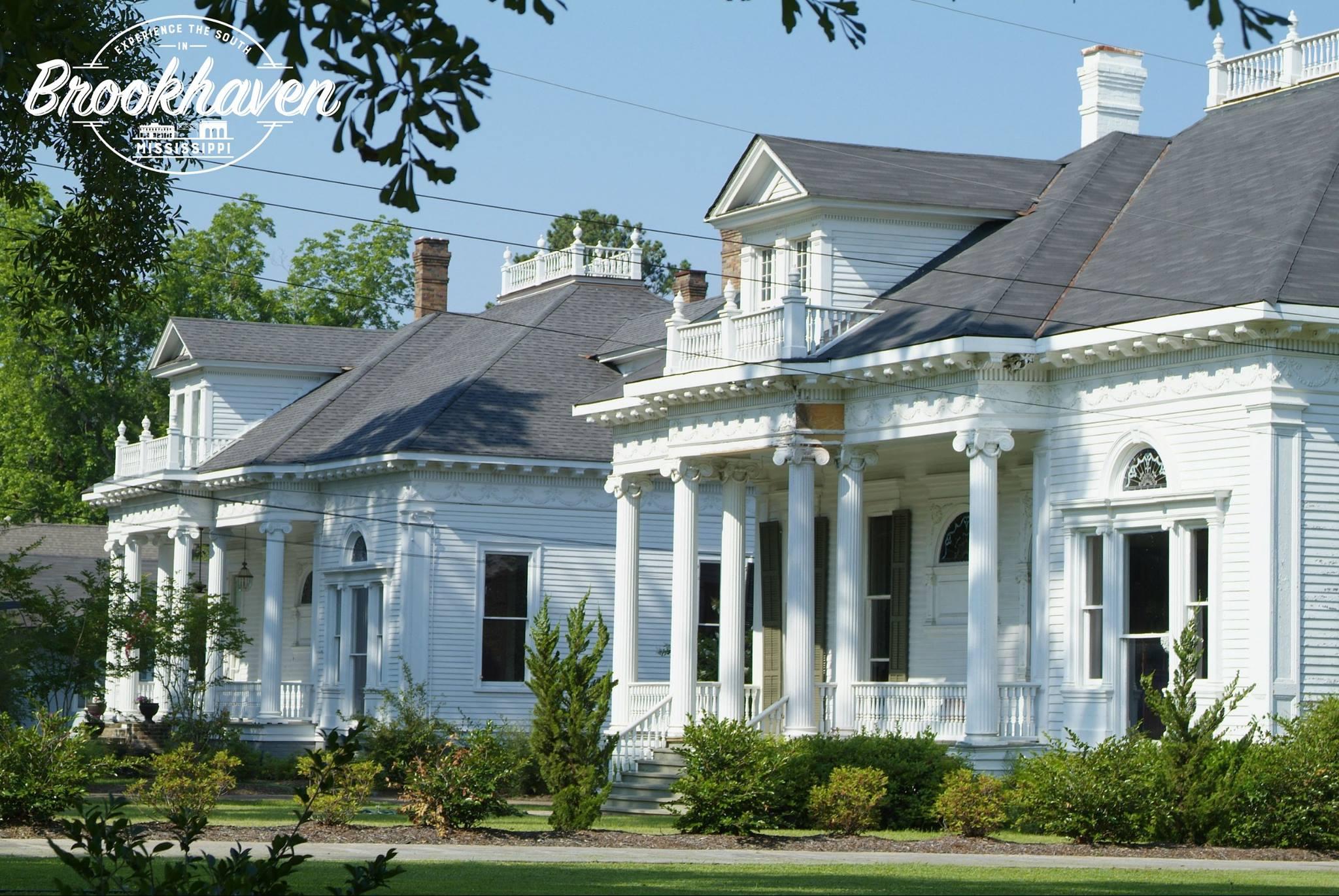 Old Towne Brookhaven Visit Brookhaven Mississippi