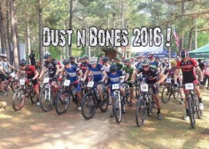 Dust n Bones Bike Race in Brookhaven MS