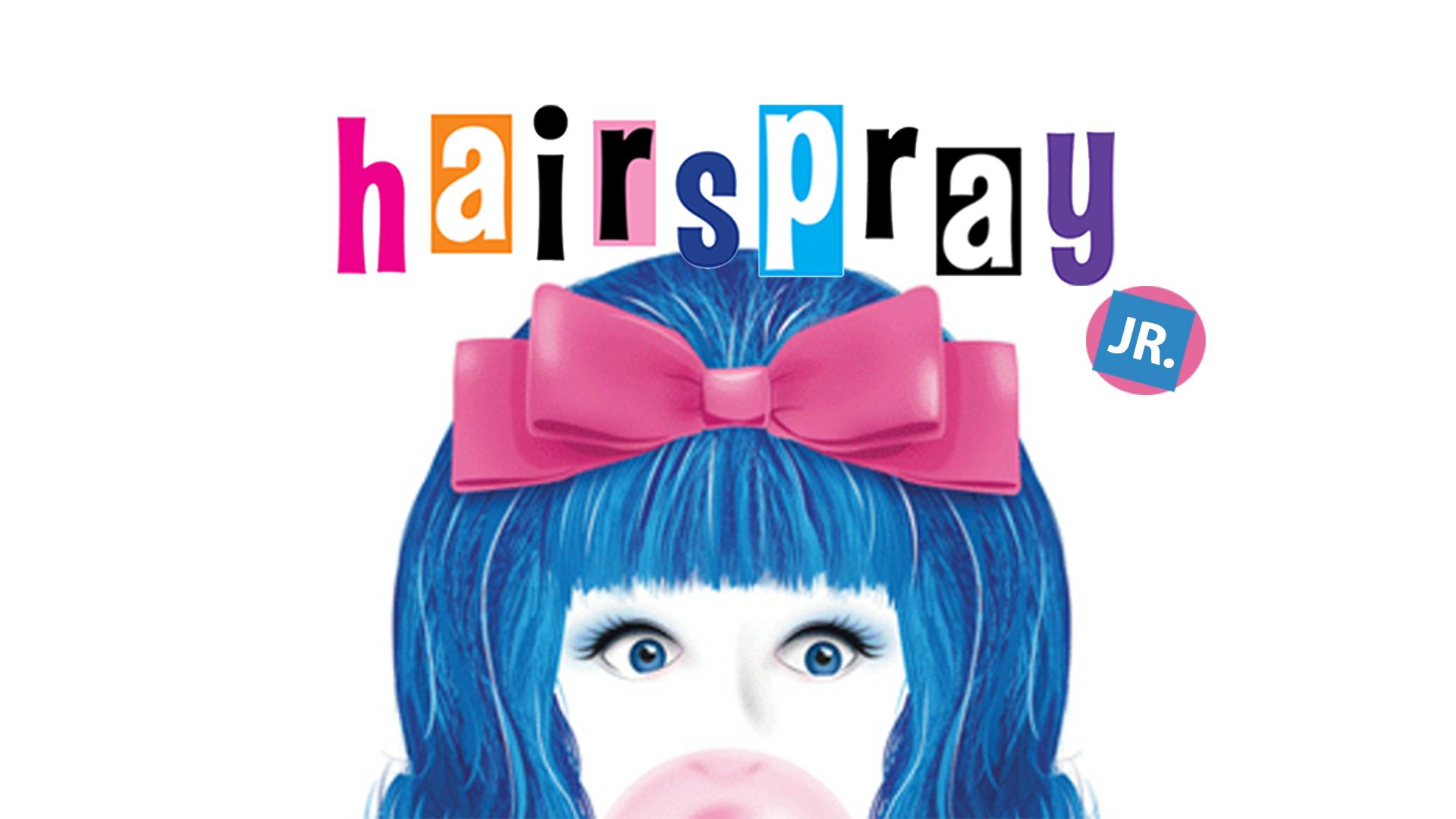 hairspray jr logo - photo #7