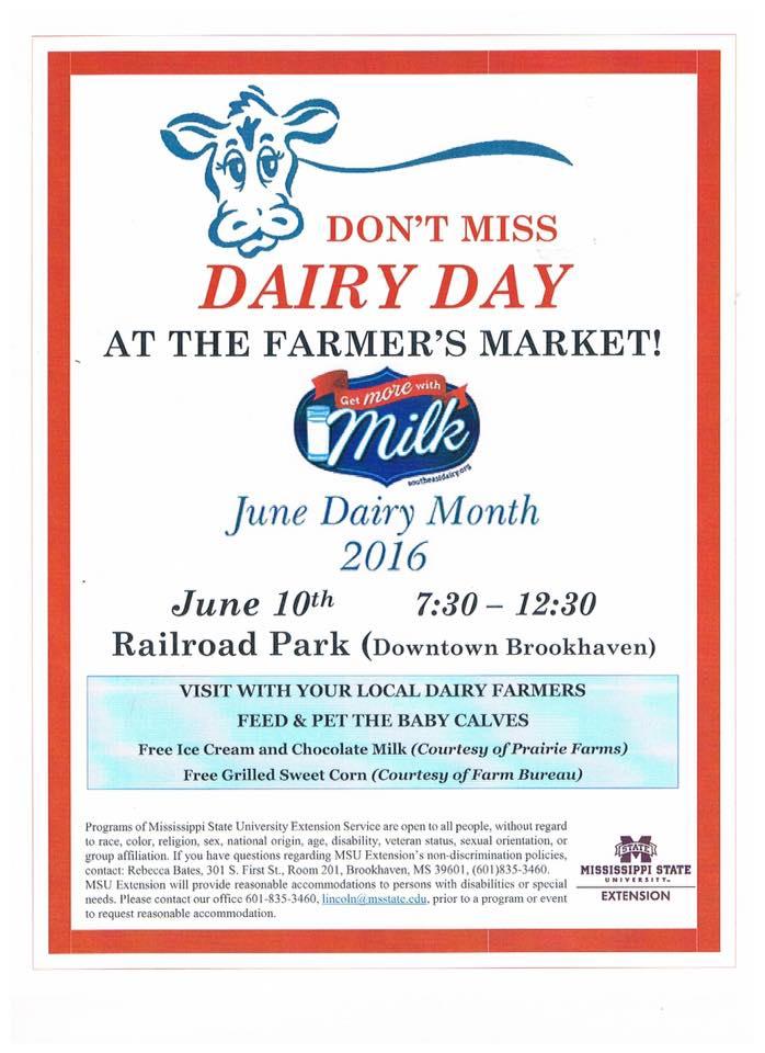 Dairy Day