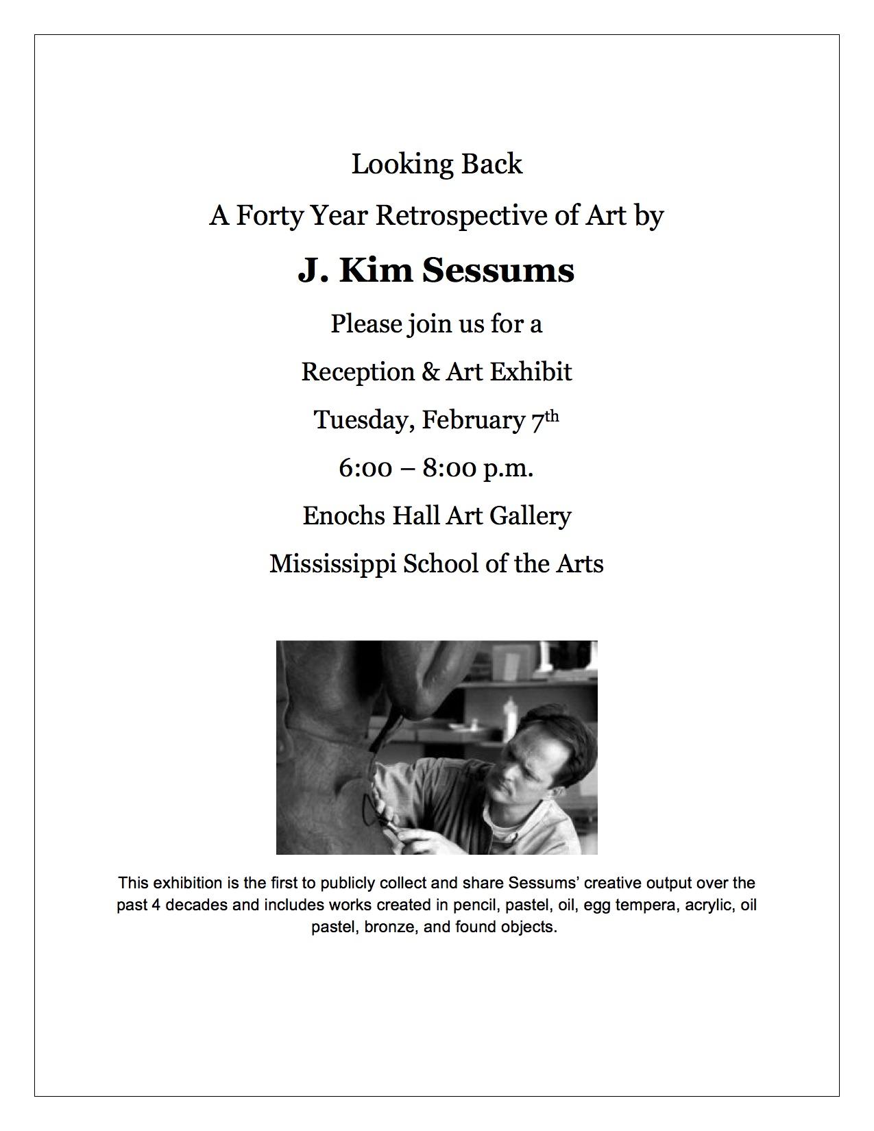Sessums Invitation