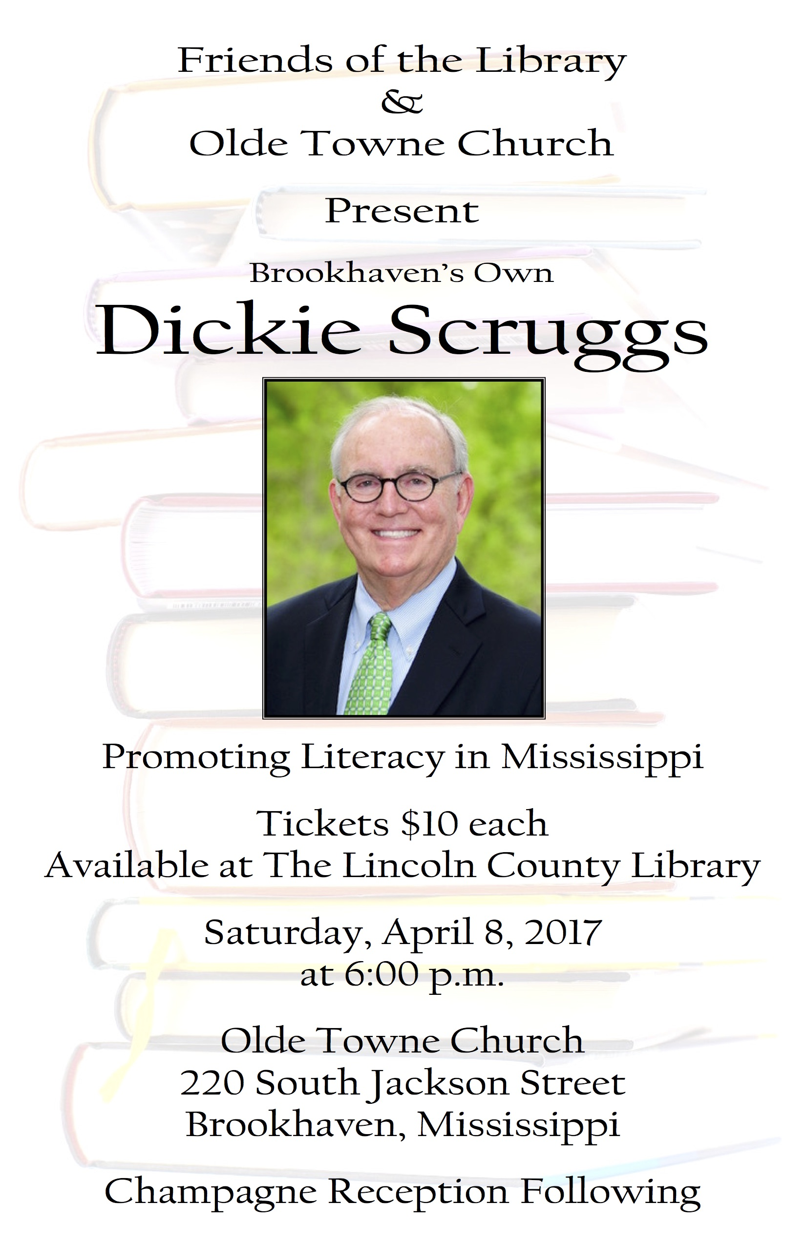 dickie scruggs event