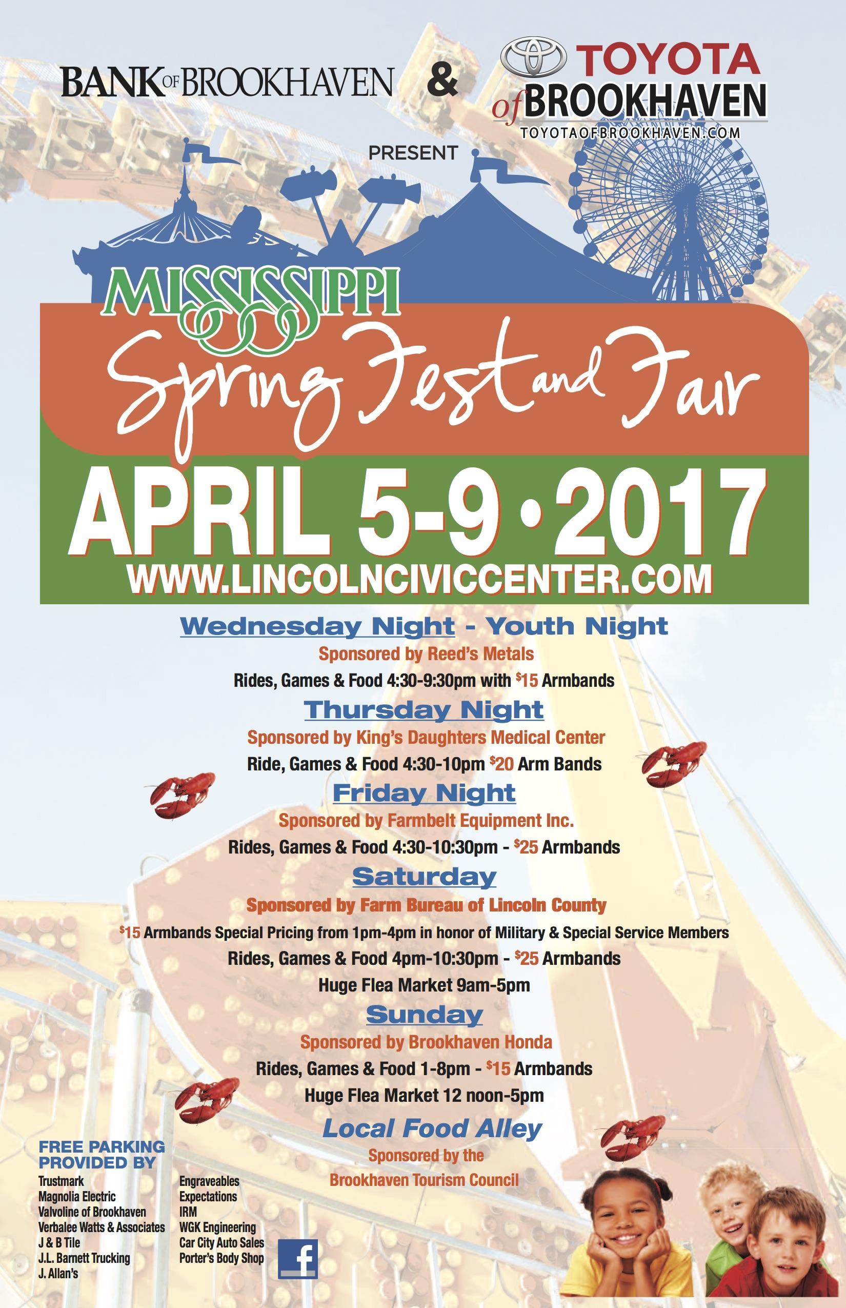 Spring Fest and Fair