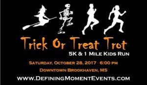 trick or treat trot brookhaven
