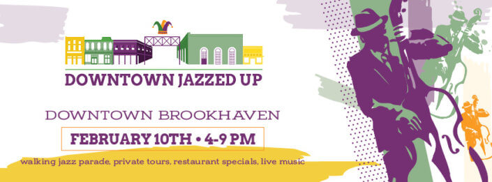 downtown jazzed up brookhaven ms