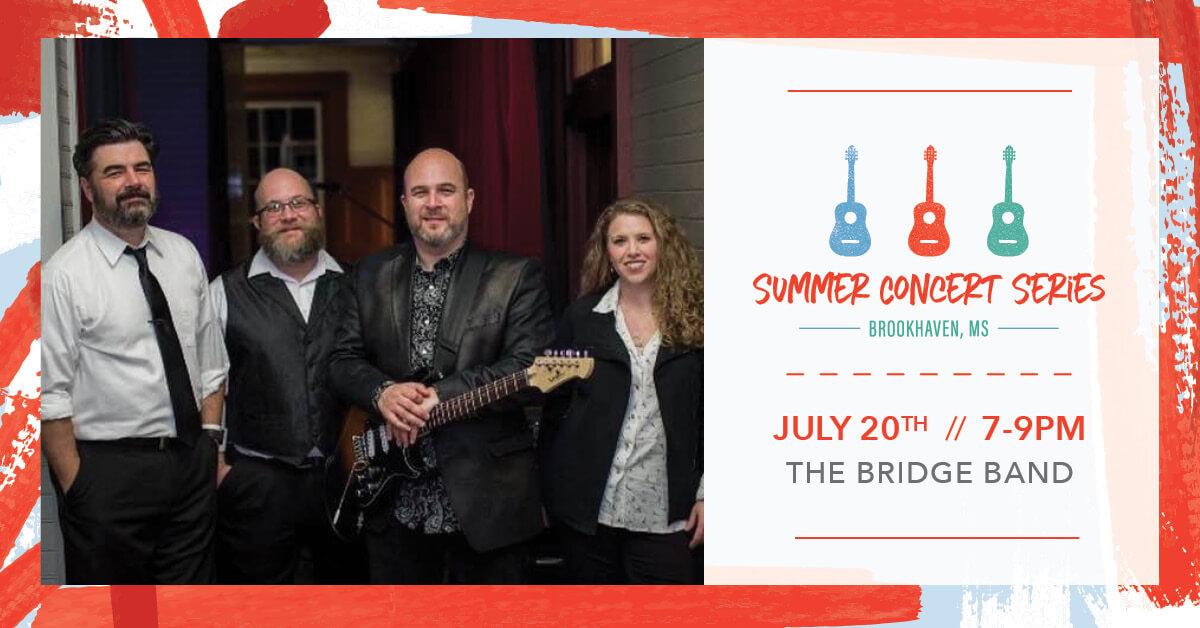 bridge band brookhaven