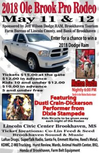 ole brook rodeo