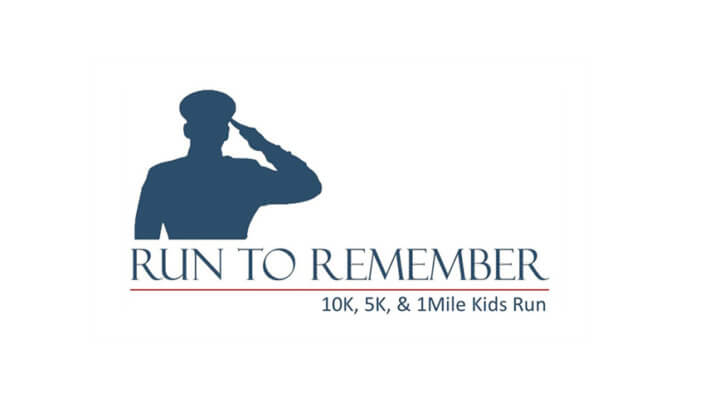Logo for Run to Remember in Brookhaven, MS