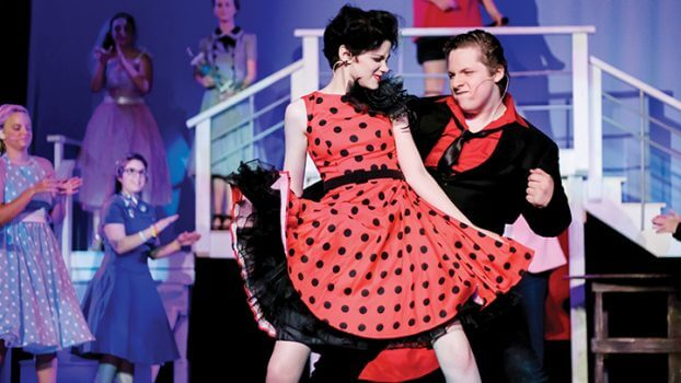 grease brookhaven little theatre