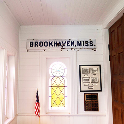 Brookhaven, Mississippi museum