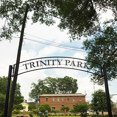 Trinity Park in Brookhaven, MS