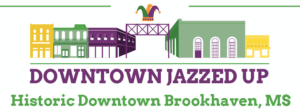 Brookhaven, MS Downtown Jazzed Up