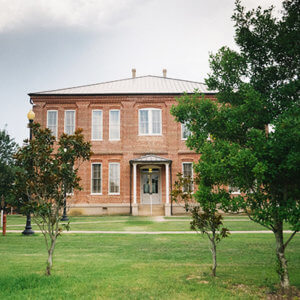 Whitworth College in Brookhaven, Mississippi