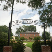 Music and Art in Trinity Park