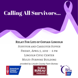 Brookhaven Relay for Life 2019