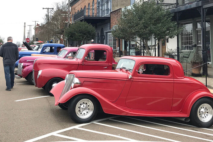 Brookhaven, MS Car Show