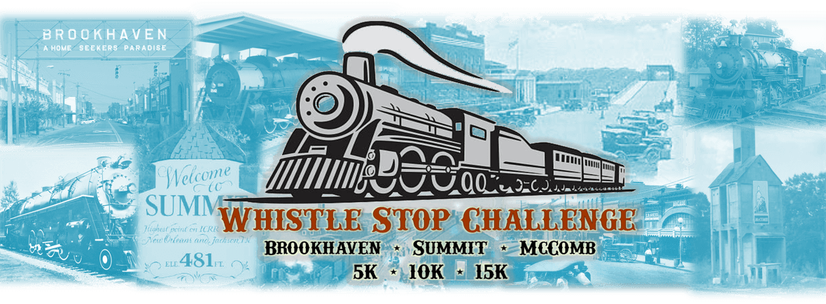 The Whistle Stop Challenge